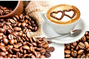 Vaizdai su kava