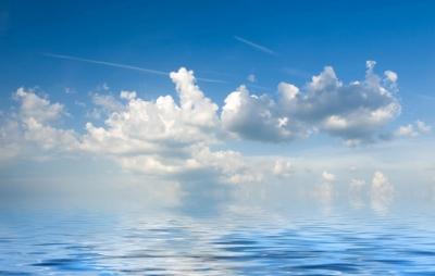 rgn-5331 2540x4000 dangus nebo debesys tuchi vanduo voda
