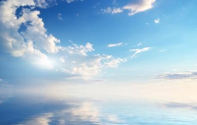 rgn-5338 2540x4000 dangus nebo debesys tuchi vanduo voda