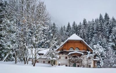 rgn-5361 2540x4000 medziai derevija dom namas dangus nebo sniegas