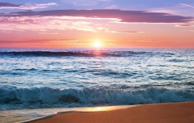rgn-5455 2540x4000 dangus nebo saulelidis zakat jura more vanduo voda