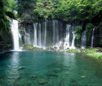 rgn-5479 2540x3000 vodopad krioklis medziai derevija vanduo voda medziai derevija